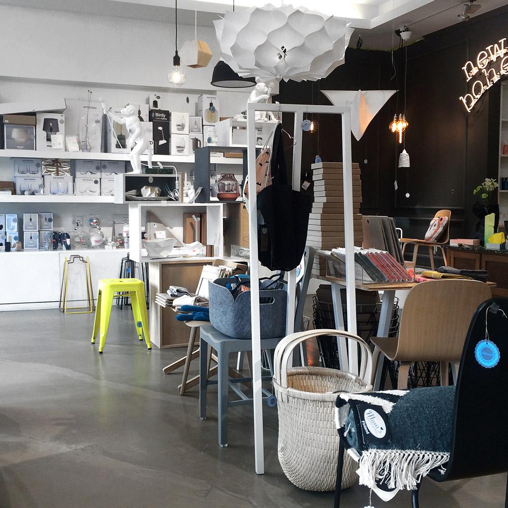 Design Boulevard myymälä