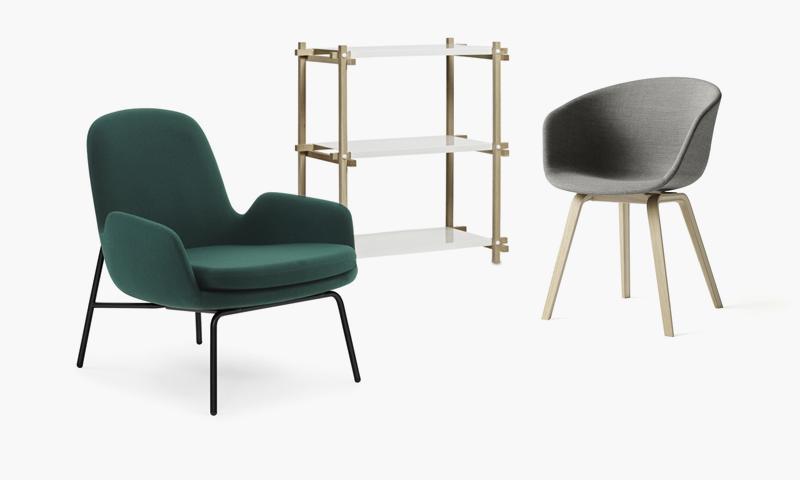 Huonekalu about a chair Design Boulevard