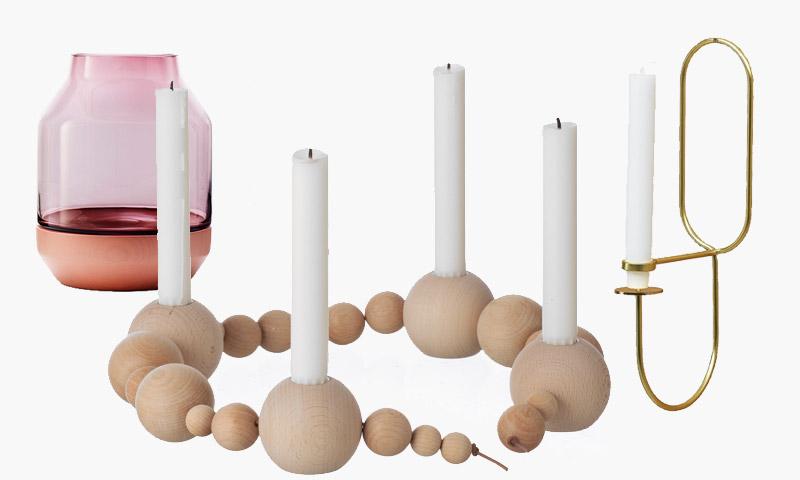 vaasi kynttilänjalka Design Boulevard