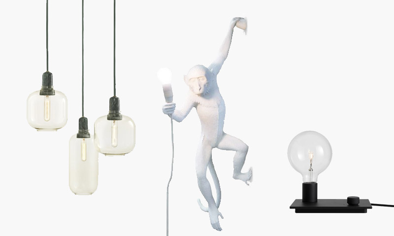 valaisin Design Boulevard Amp control lamp Normann Copenhagen Hay Seletti