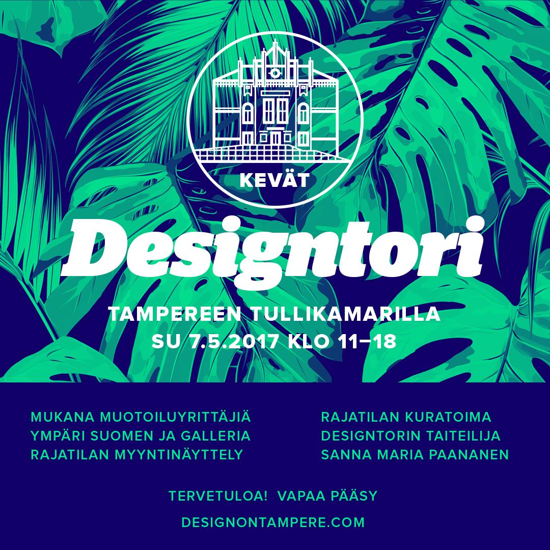 Designtori 2017 Tampere