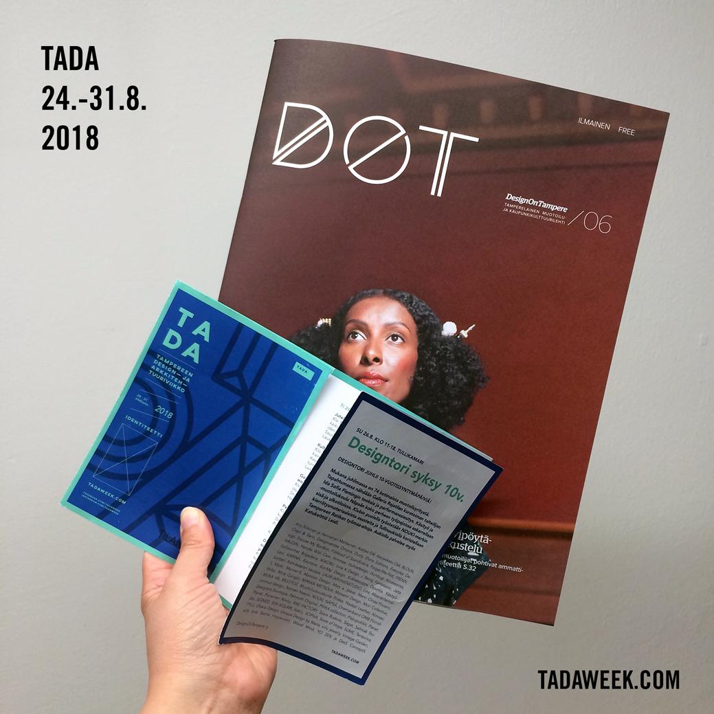 TADA designviikko